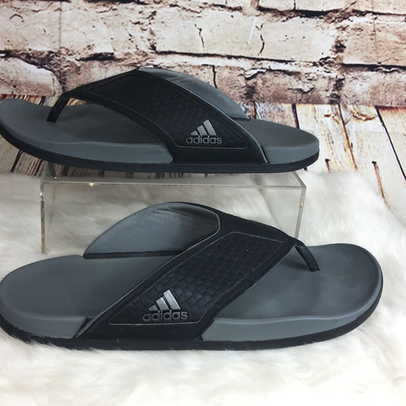 702298ef9 adidas Other - ADIDAS MENS THONG SUMMER BEACH SANDALS-11-LIKE NEW